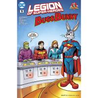 Legion of Super-Heroes/Bugs Bunny Special 1
