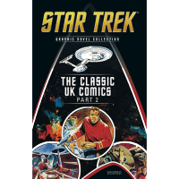 Star Trek Graphic Novel Collection 20 Classic UK Comics Pt 2 HC