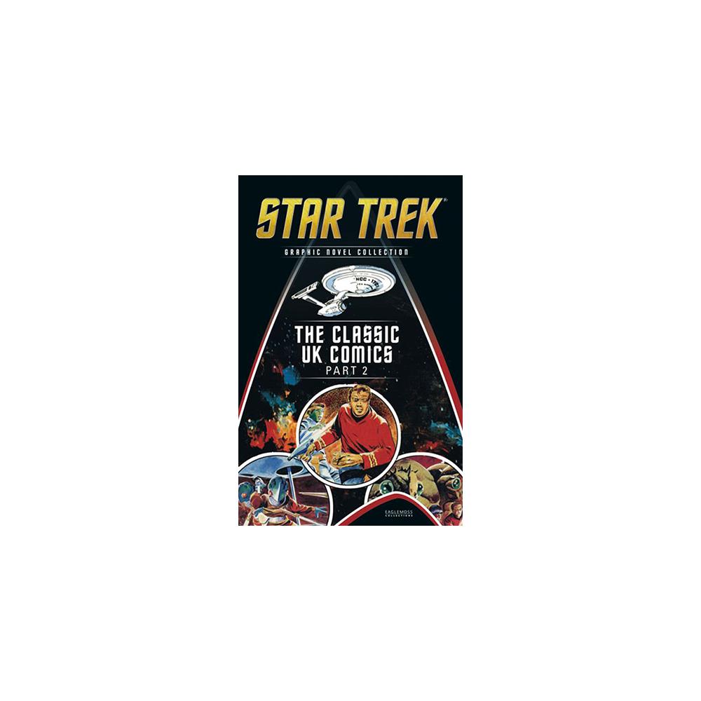 Star Trek Graphic Novel Collection 20 Classic UK Comics Pt 2 HC