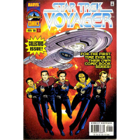 Star Trek Graphic Novel Collection 21 Marvel Voyager HC