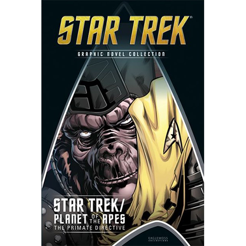 Star Trek Graphic Novel Collection Special Vol 02 Planet of The Apes