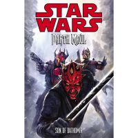 Star Wars Darth Maul Son Dathomir TP (New Ptg)
