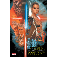 Star Wars Force Awakens Adapatation TP