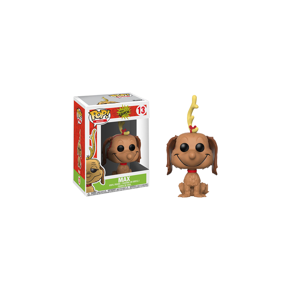 Funko Pop: The Grinch - Max The Dog