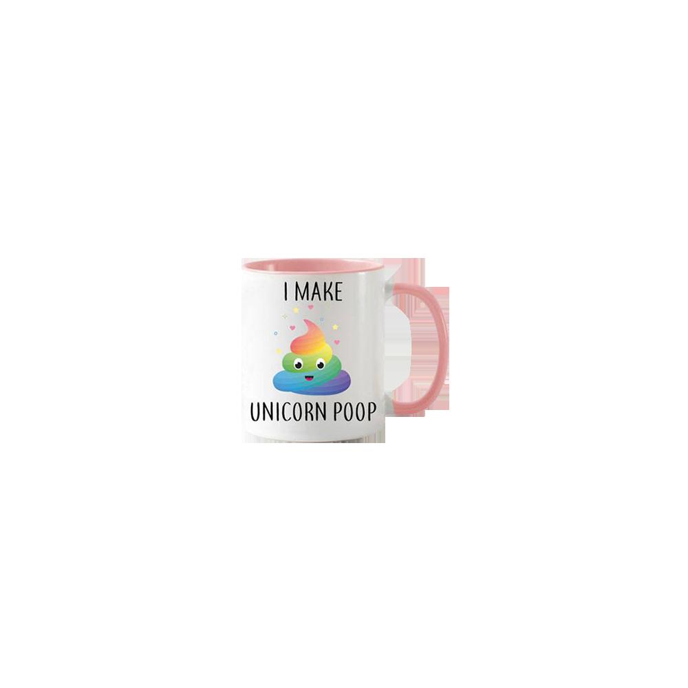 Unicorn Mug I Make Unicorn Poop