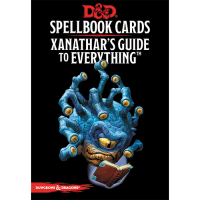 Dungeons & Dragons: Xanathar's Guide to Everything Spell Deck