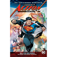 Superman Action Comics TP Vol 04 The New World (Rebirth)