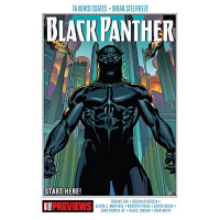 Black Panther Start Here