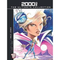 2000 AD Graphic Novel Collection Vol 02 HC The Ballad Of Halo Jones