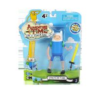 Adventure Time - Finn in Jake Suit