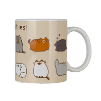 Pusheen Mug Kitties