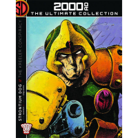 2000 AD Graphic Novel Collection Vol 04 HC Strontium Dog Kreeler Conspiracy