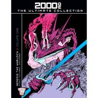 2000 AD Graphic Novel Collection Vol 05 HC Nemesis The Warlock