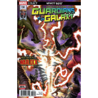 Guardians of Galaxy LH 150 Leg