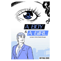 A boy and a Girl Graphic Novel