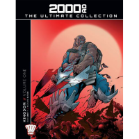 2000 AD Graphic Novel Collection Vol 06 HC Kingdom
