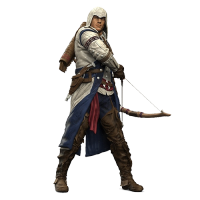 Assassin's Creed III Color Tops Action Figure Connor