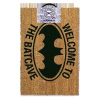 DC Comics Doormat Welcome To The Batcave