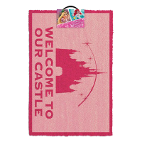 Disney Princess Doormat Welcome to our Castle