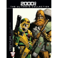 2000 AD Graphic Novel Collection Vol 07 HC Strontium Dog
