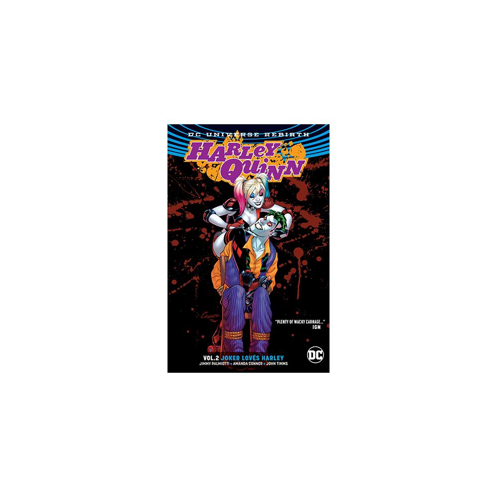 Harley Quinn TP Vol 02 Joker Loves Harley (Rebirth)