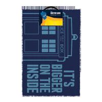 Doctor Who Doormat Tardis