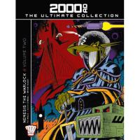 2000 AD Graphic Novel Collection Vol 09 HC Nemesis The Warlock
