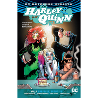 Harley Quinn TP Vol 04 Surprise Surprise (Rebirth)