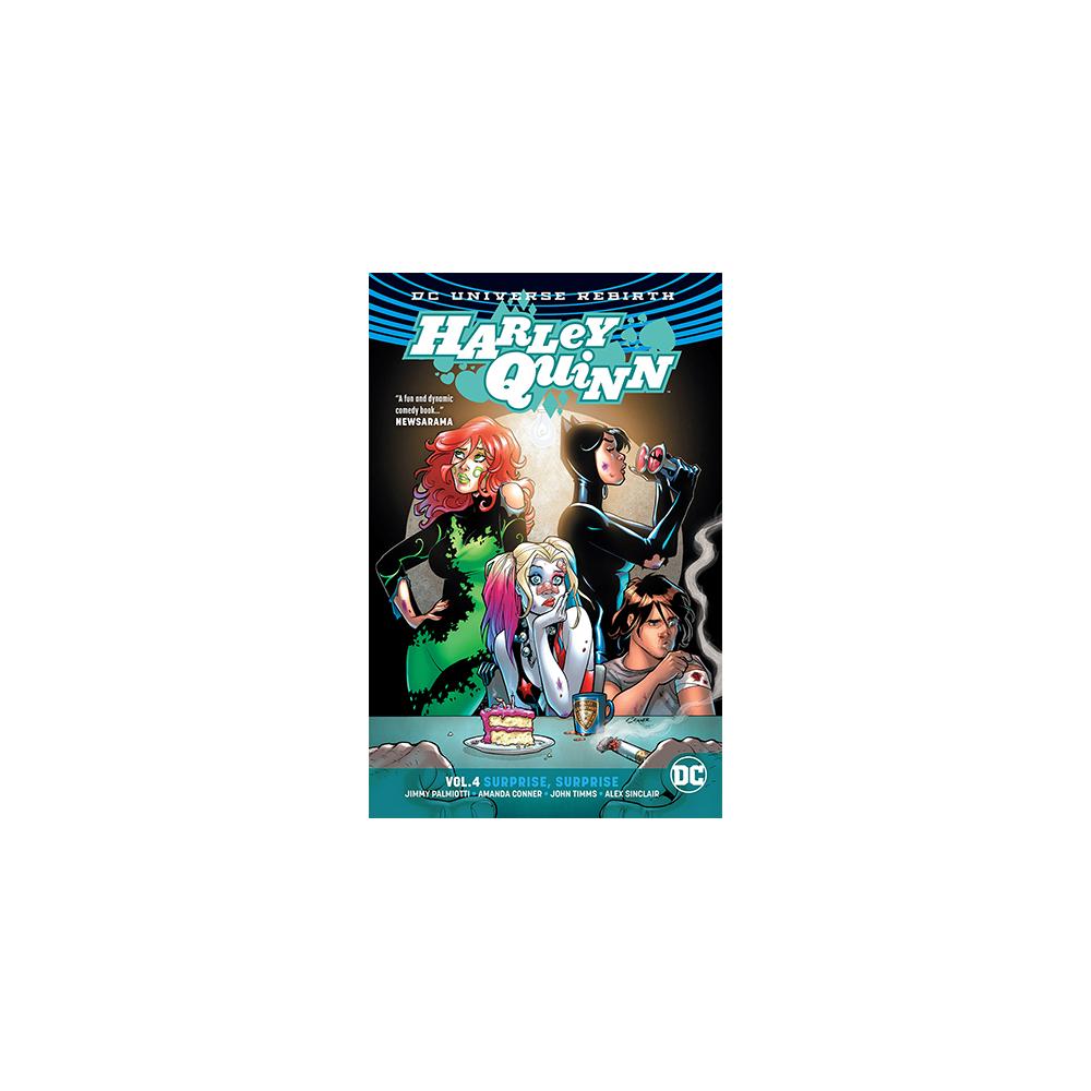 Harley Quinn TP Vol 04 Surprise Surprise (Rebirth)