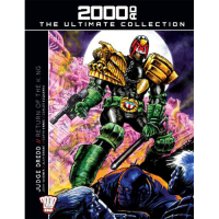 2000 AD Graphic Novel Collection Vol 10 HC Judge Dredd Return of The King