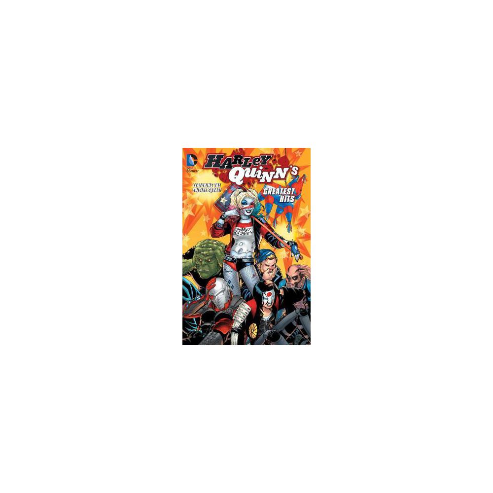 Harley Quinn's Greatest Hits TP