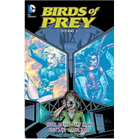 Birds of Prey TP Vol 01