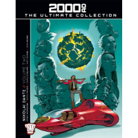 2000 AD Graphic Novel Collection Vol 12 HC Nikolai Dante Part 2