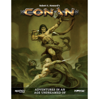 Conan RPG: Adventures in an Age Undreamed Of