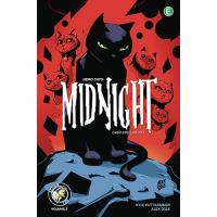 Hero Cats Midnight Over Stellar City TP