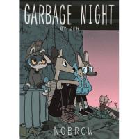 Garbage Night Graphic Novel
