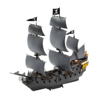 Pirates of the Caribbean - Dead Men Tell No Tales Model Kit - Black Pearl