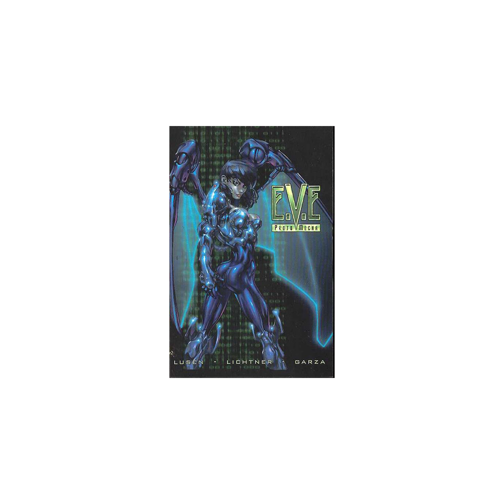 Eve Protomecha TP Vol 01 Sins of The Daughter