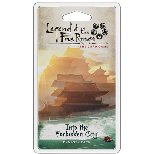 Legend of the Five Rings: The Card Game - Into the Forbidden City