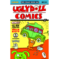 FCBD 2013 Ugly Doll Comics