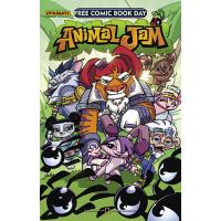 FCBD 2017 Animal Jam