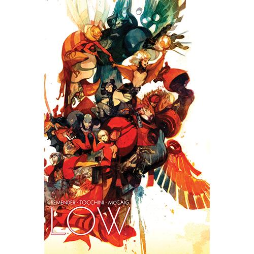 Low Deluxe HC Vol 01