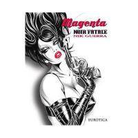 Magenta Noir Fatale Graphic Novel