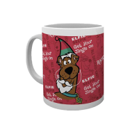 Scooby Doo Mug XMAS Beard