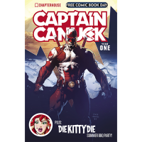 FCBD 2017 Chapterhouse Captain Canuck