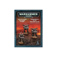 Warhammer: Chaos Space Marines (3 models)