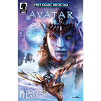 FCBD 2017 Dark Horse Briggs Land James Cameron Avatar