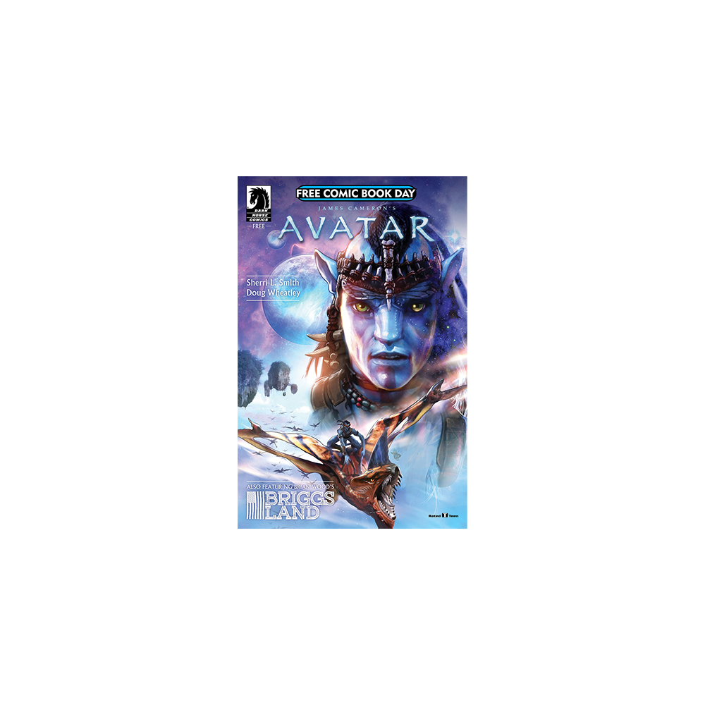 FCBD 2017 Dark Horse Briggs Land James Cameron Avatar