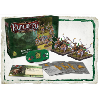 Runewars Miniatures Game - Runewars Miniatures Game - Leonx Riders