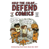 FCBD 2017 Defend Comics